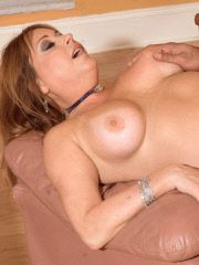 Hot MILF fucks sons best friend