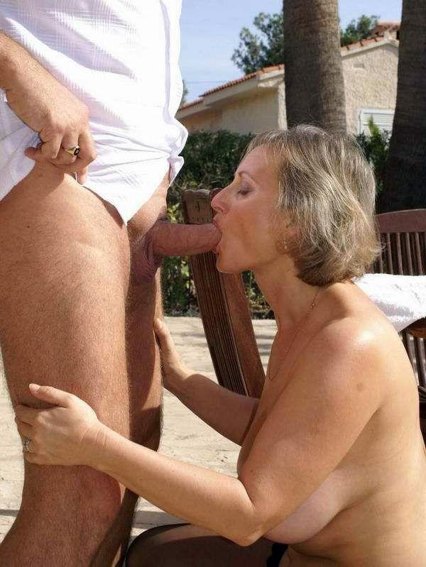 Mature woman sexual pleasure god knows!