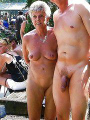 Hot mature ladies undressing on public and naked grannies..