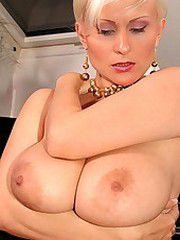 Busty Cassandra hot milf photos,..