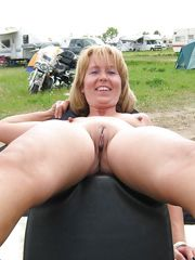 Mature Wife Naked At Home