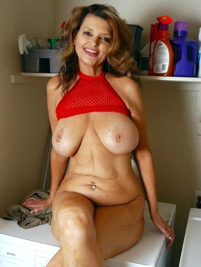 Older women with big tity