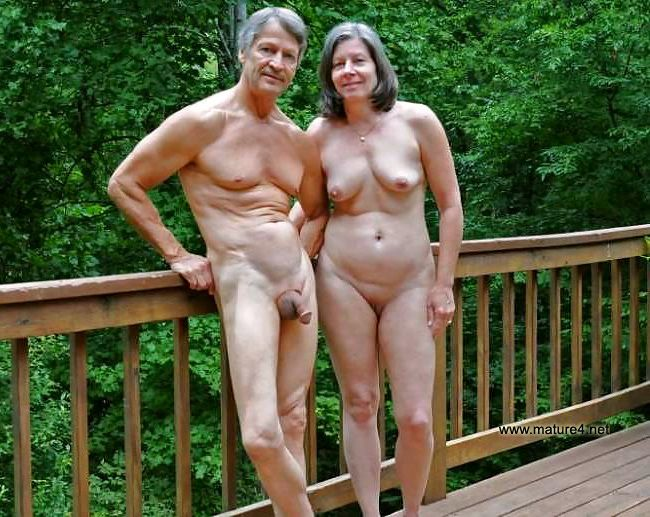 married nudist
