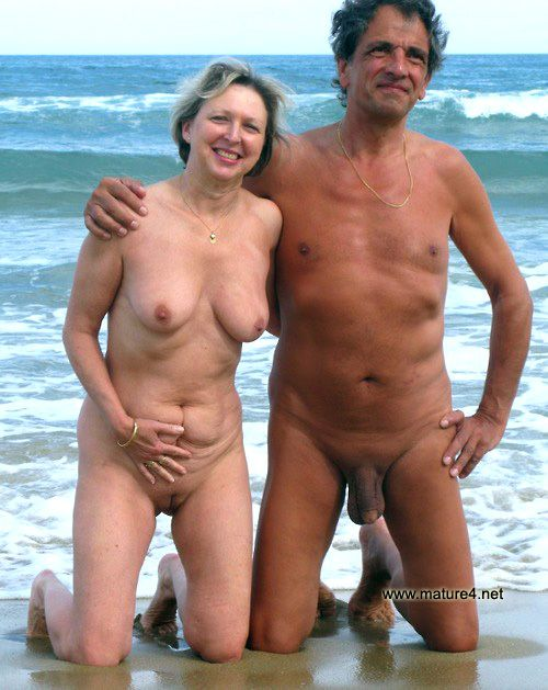 The longest old couple nudist dick