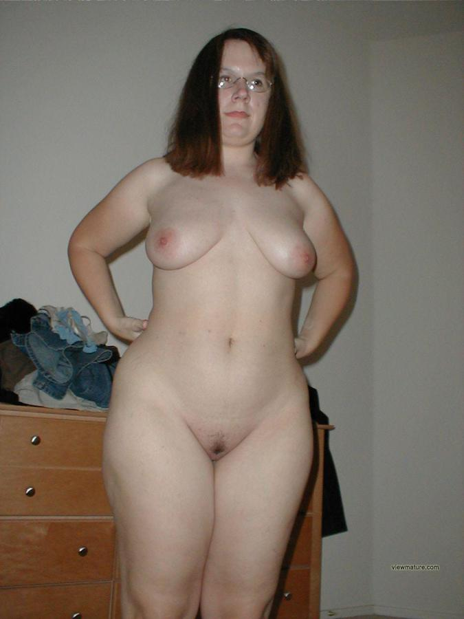 real women curves nude