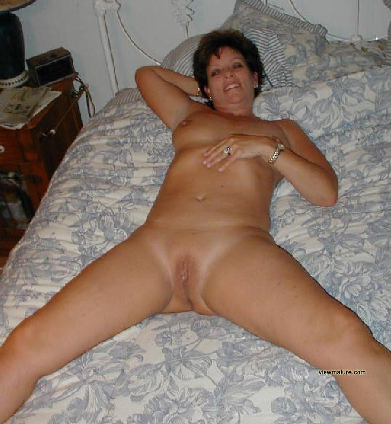 Speaking, mature amateur wife shaved pussy spread
