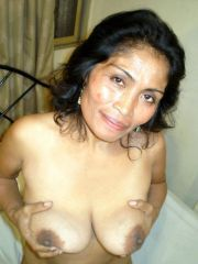 Mature Old girlfriend is a very sexy!..