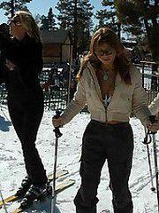Ski Lodge Porn