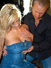 Shyla Stylez and Kelly Madison have a blazing hot..