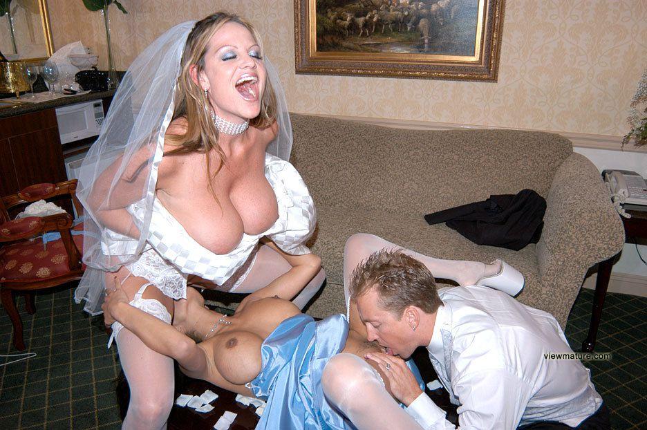 невесту трахнули на свадьбе фото