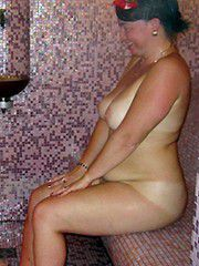 Private albums of real mature ex wife