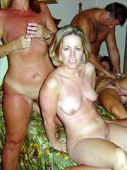 Sex hungry mature girlfriends absolutely naked