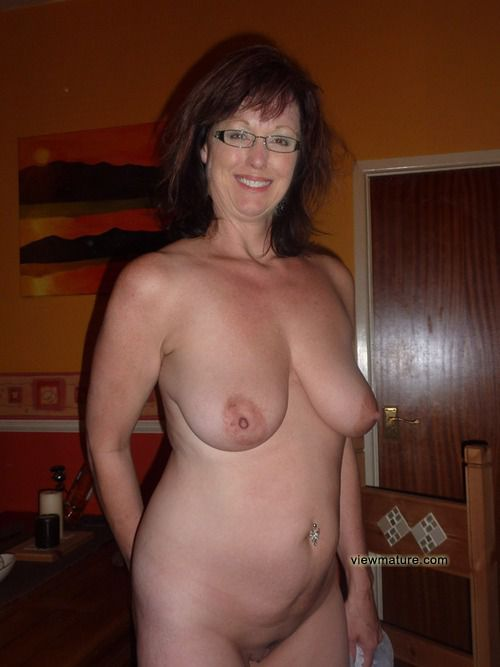 my nude Homemade mom
