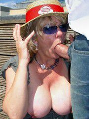 Old ex wives posing nude photos at the public beach