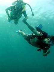 Amazing underwater pics of hot milf..