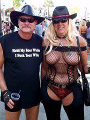 Key west festival, some amazing nude women
