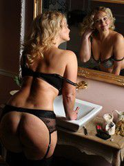 Erotic photos of perfect mature women from private album