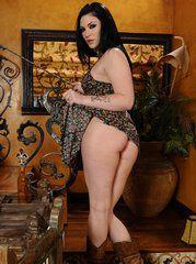 Stunning Brunette Woman Andy San Dimas Nailed Hard