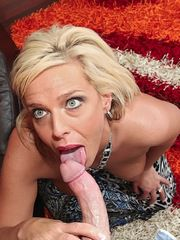 Naughty MILF Carey Riley Boned Deep And Hard