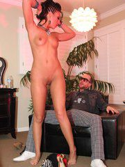 Tiffany Brookes Gives More Than A Strip Show