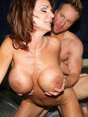 Sexy Ass MILF Bimbos Deauxma & Kelly Medison