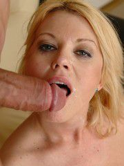 Pretty MILF Carolyn Monroe Strip And Gets Drilled