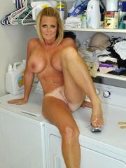Wifey Lexeigh Gets Nasty In The Laundry..
