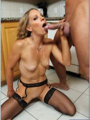 Housewife Alyssa Dutch Rides A Throbbing Manhood