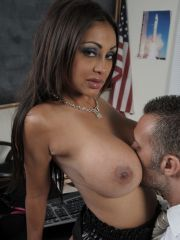 Glamorous Indian MILF Priya Anjali Rai Boned Hard