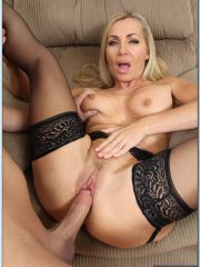 Lisa DeMarco Spread Her Legs Wide Open