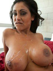 Hot Indian MILF Humping On A Big Prick