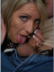 Blond MILF Emma Starr In A Steamy Encounter