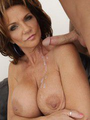 Filthy Mature Woman Deauxma Hammered By Hercules