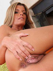Sexy Old Whore Kristal Summers Pussy Plowed