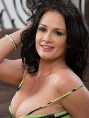 Gorgeous Brunette Woman Tory Lane Boned