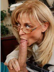 Lovely Nina Hartley Humping On A Stiff Pole