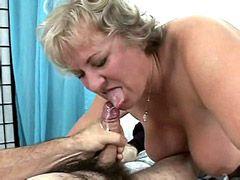 Hard dick drill hairy cunt fat blonde granny in hotel
