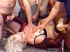 Old women porn video