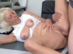 Old mature with old dirty body fucked..