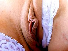 Blonde busty sexy mature suck huge black cock and fucked in shaved pussy