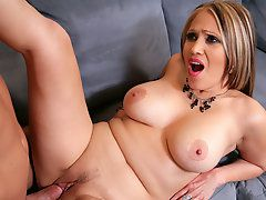 Sasha SkySasha Sky has one of her husbands employees at..