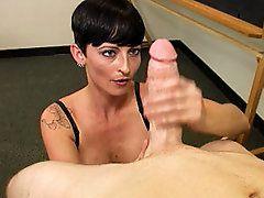MILF Ivy Reins Stripper..