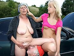 Pit stop for threesome sexWhat are the chances for an..